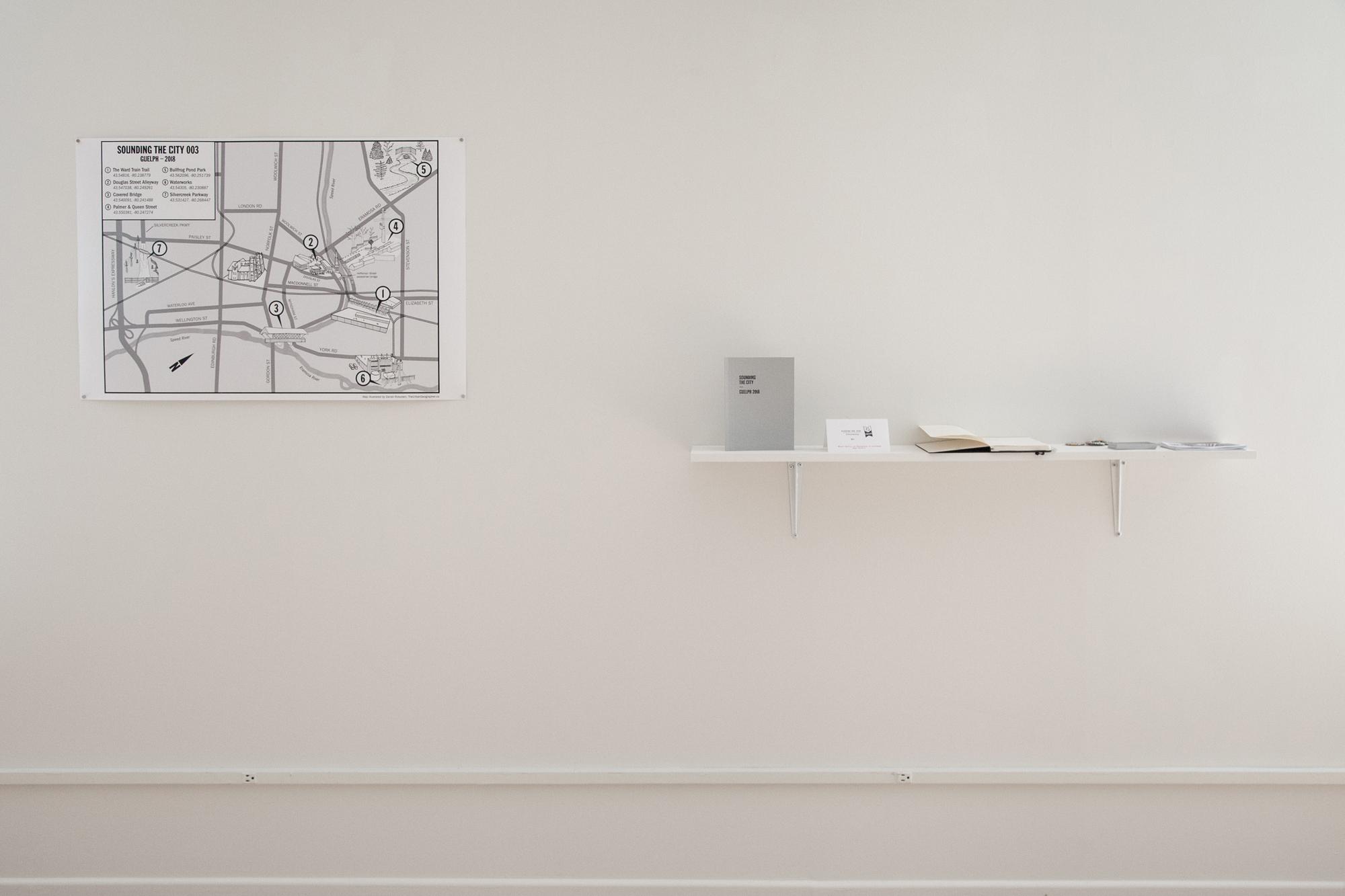 Exhibition photo 3 - Sounding the City 003 - Guelph 2018