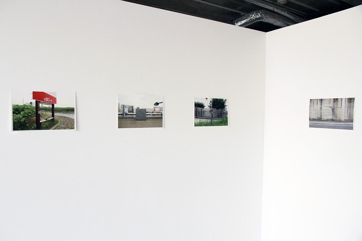 Exhibition photo 3 - Sounding the City 005 - Sumida-ku 2019