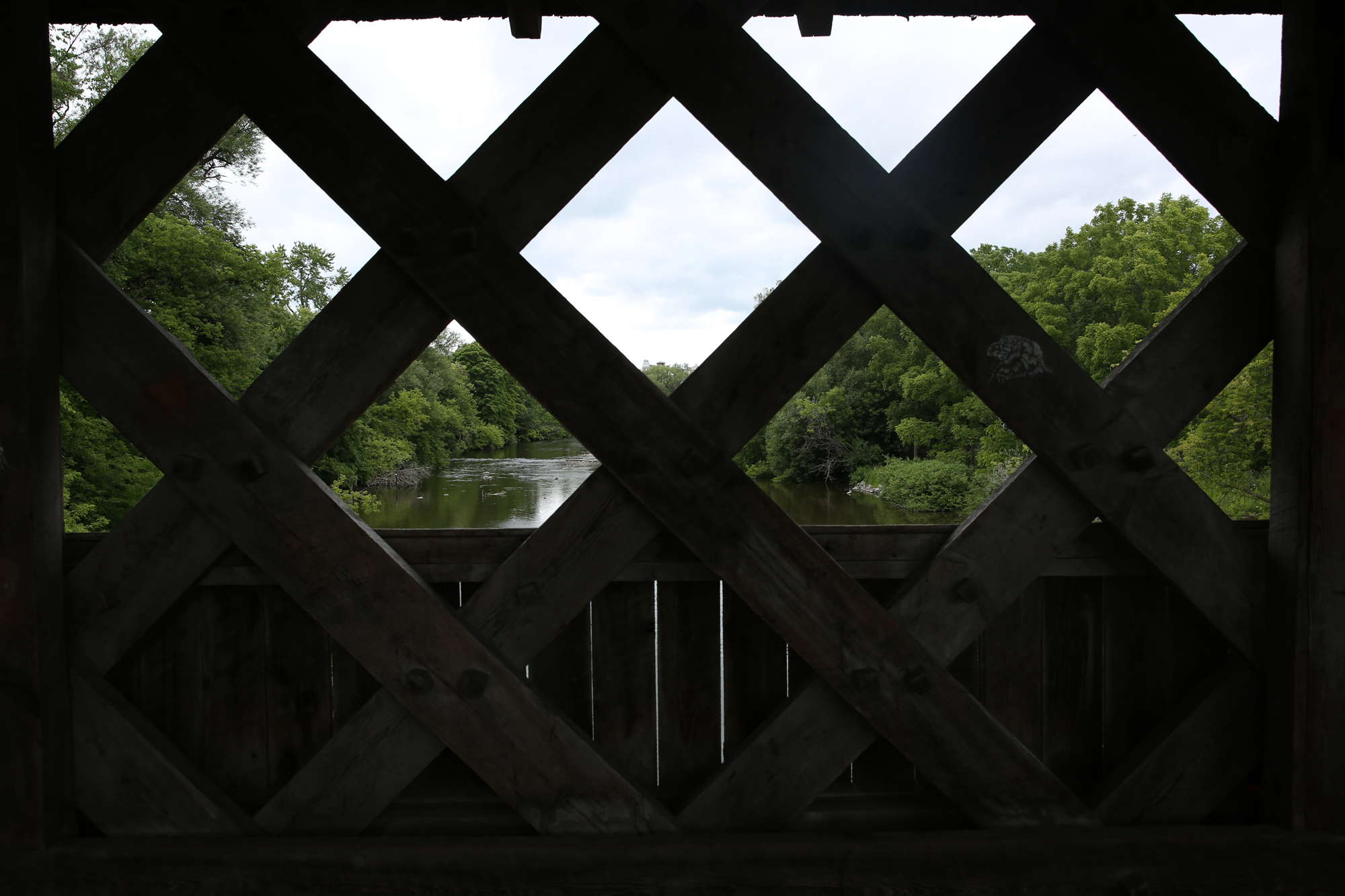 03 The Covered Bridge - Sounding the City 003 - Guelph 2018