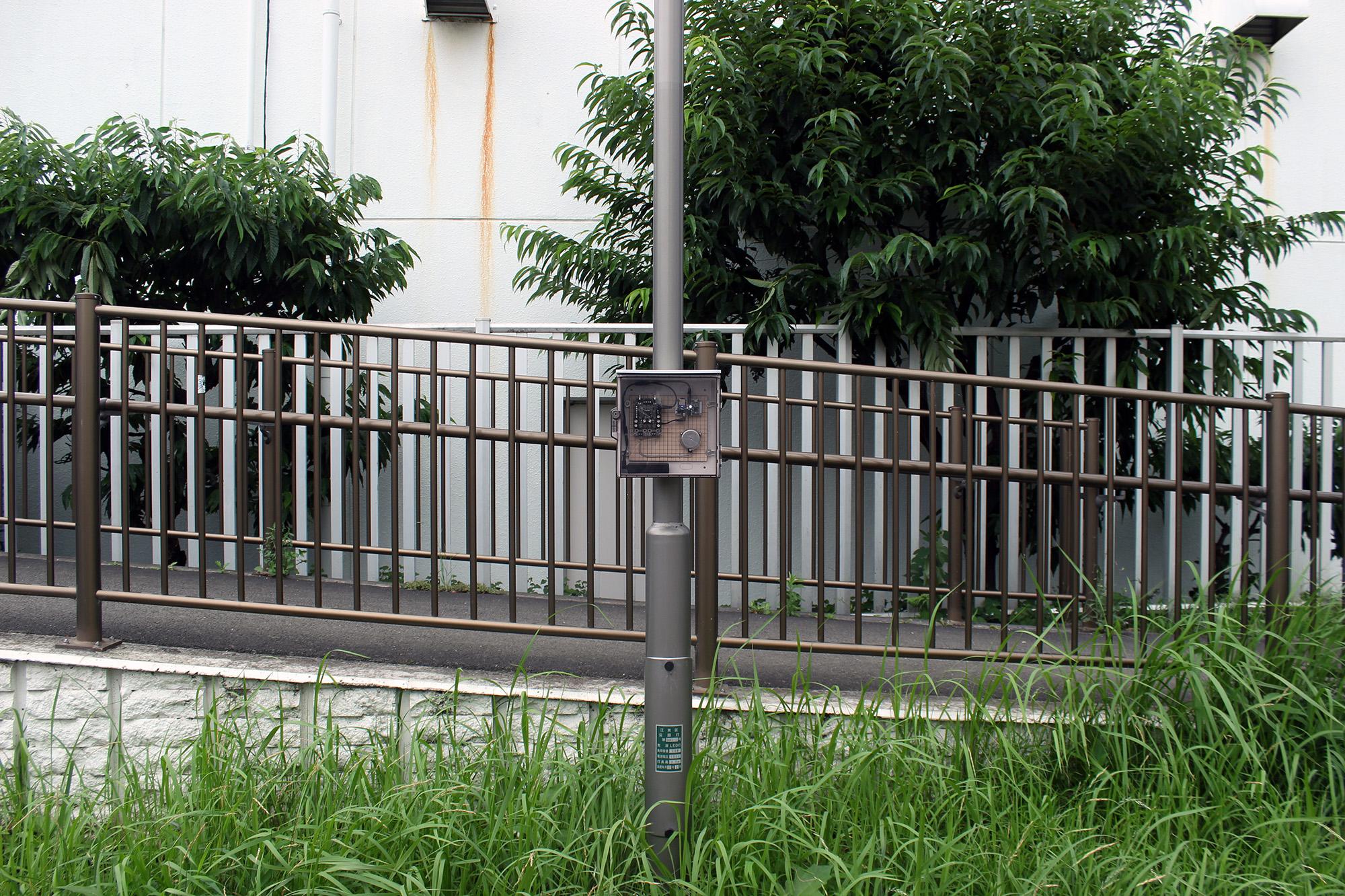 03 Onagi River - Shirakawa - Sounding the City 005 - Sumida-ku 墨田区 2019