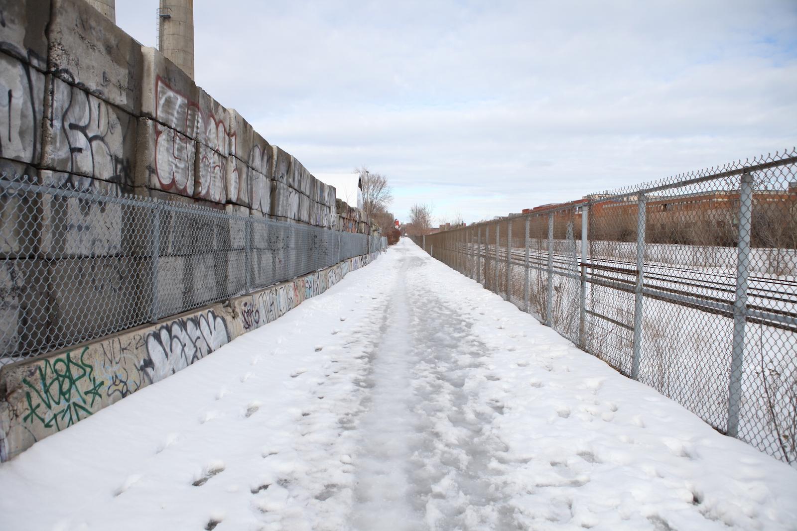 03 Chemin des Carrières - Capture photo 5 - Sounding the City 001 - Montréal 2015-2016