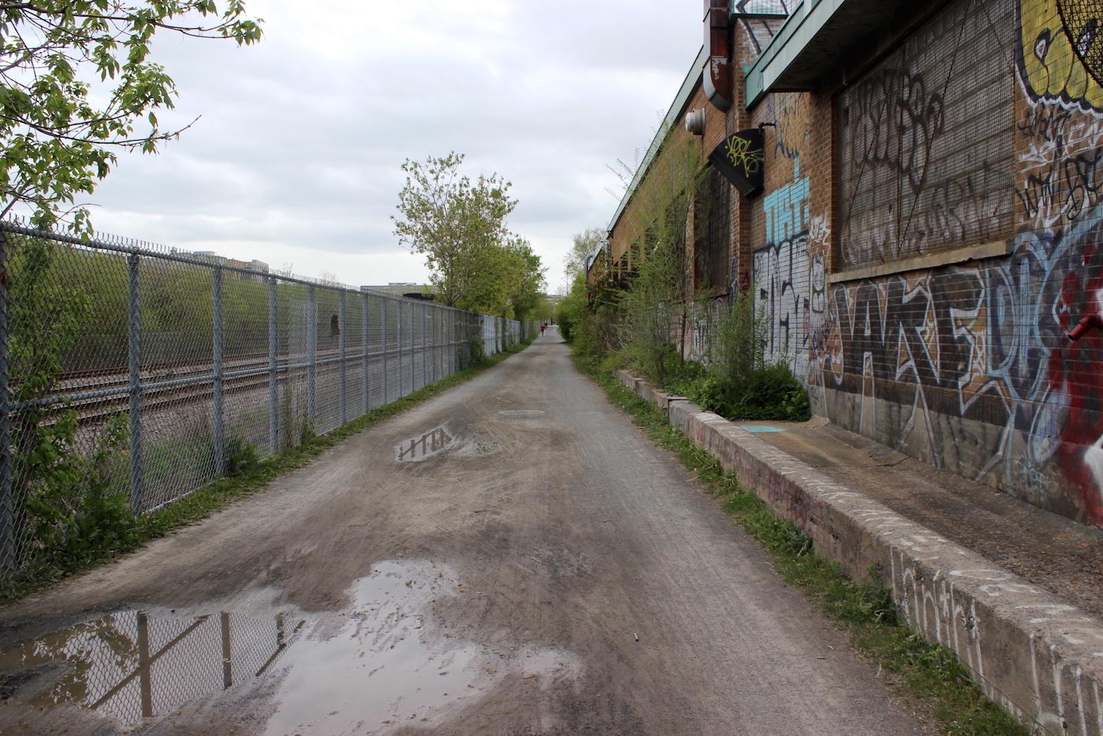 03 Chemin des Carrières - Capture photo 19 - Sounding the City 001 - Montréal 2015-2016