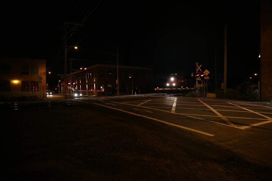 07 St Ambroise Rail Crossing - Capture photo 9 - Sounding the City 001 - Montréal 2015-2016