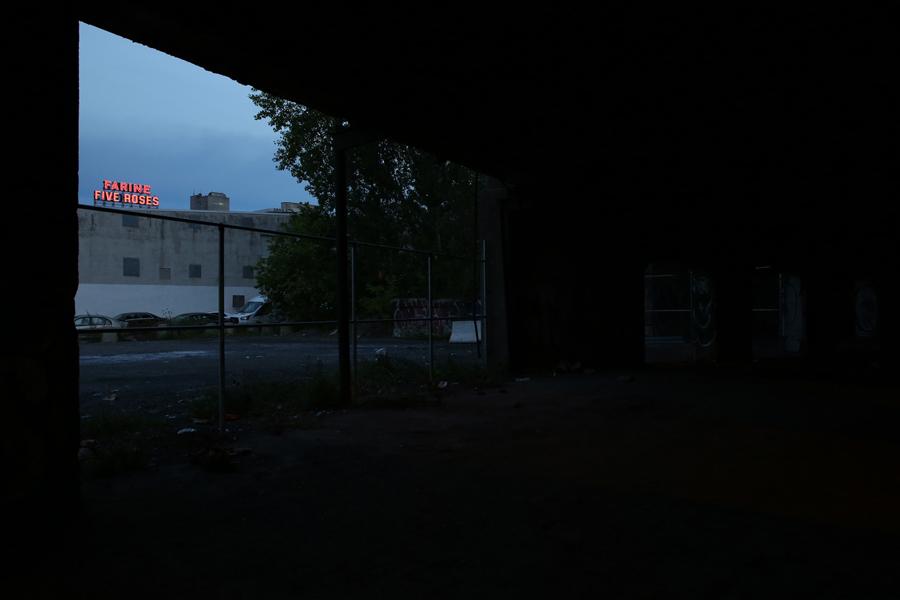 09 Smith Train Bridge - Capture photo 3 - Sounding the City 001 - Montréal 2015-2016