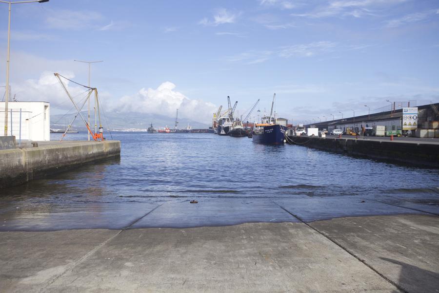 01 Port of Ponta Delgada - Capture photo 3 - Sounding the City 002 - São Miguel 2017