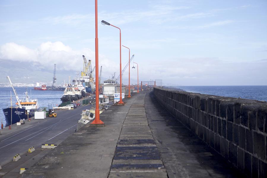 01 Port of Ponta Delgada - Capture photo 4 - Sounding the City 002 - São Miguel 2017