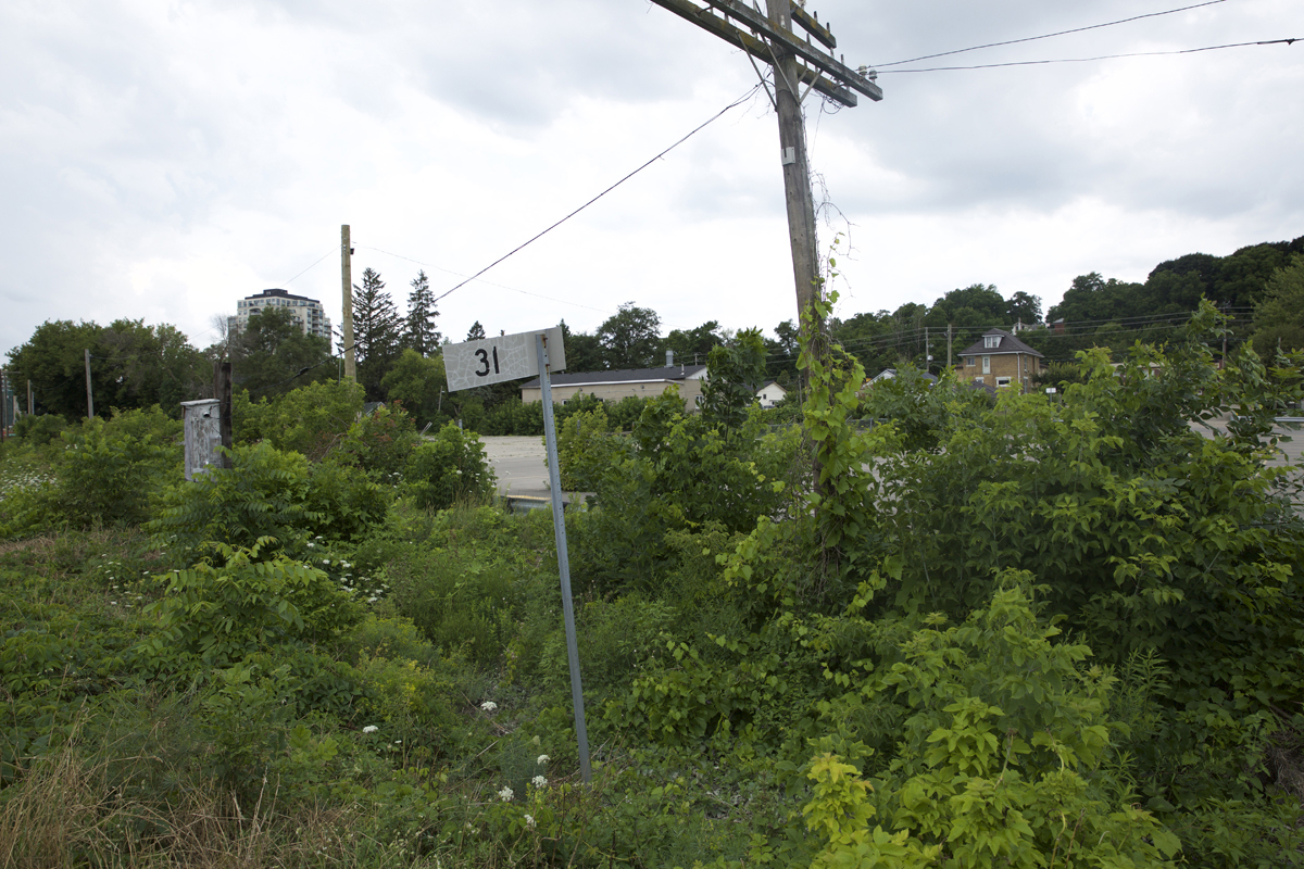 01 The Ward Train Trail - Capture photo 5 - Sounding the City 003 - Guelph 2018