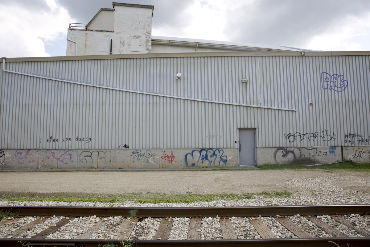 01 The Ward Train Trail - Capture photo 11 - Sounding the City 003 - Guelph 2018