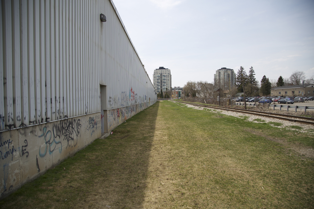 01 The Ward Train Trail - Capture photo 12 - Sounding the City 003 - Guelph 2018