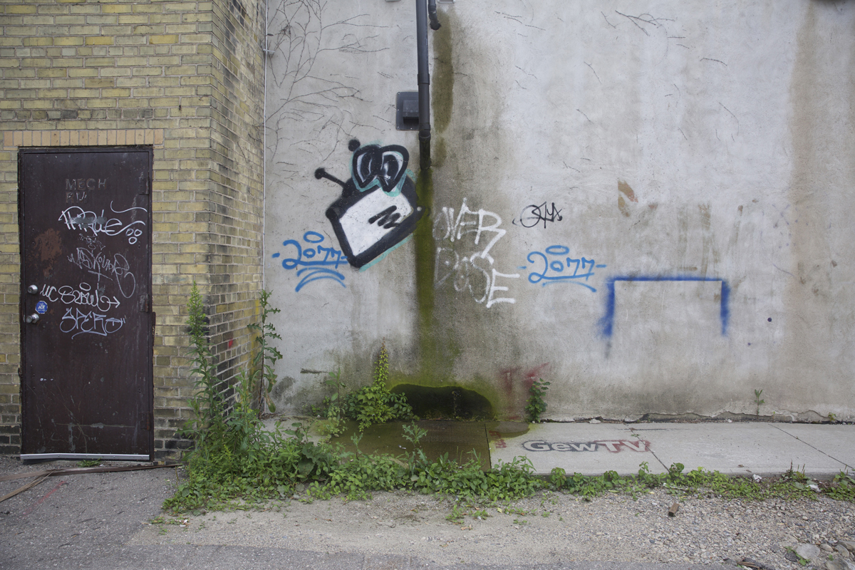 02 Douglas Street Alleyway - Capture photo 2 - Sounding the City 003 - Guelph 2018