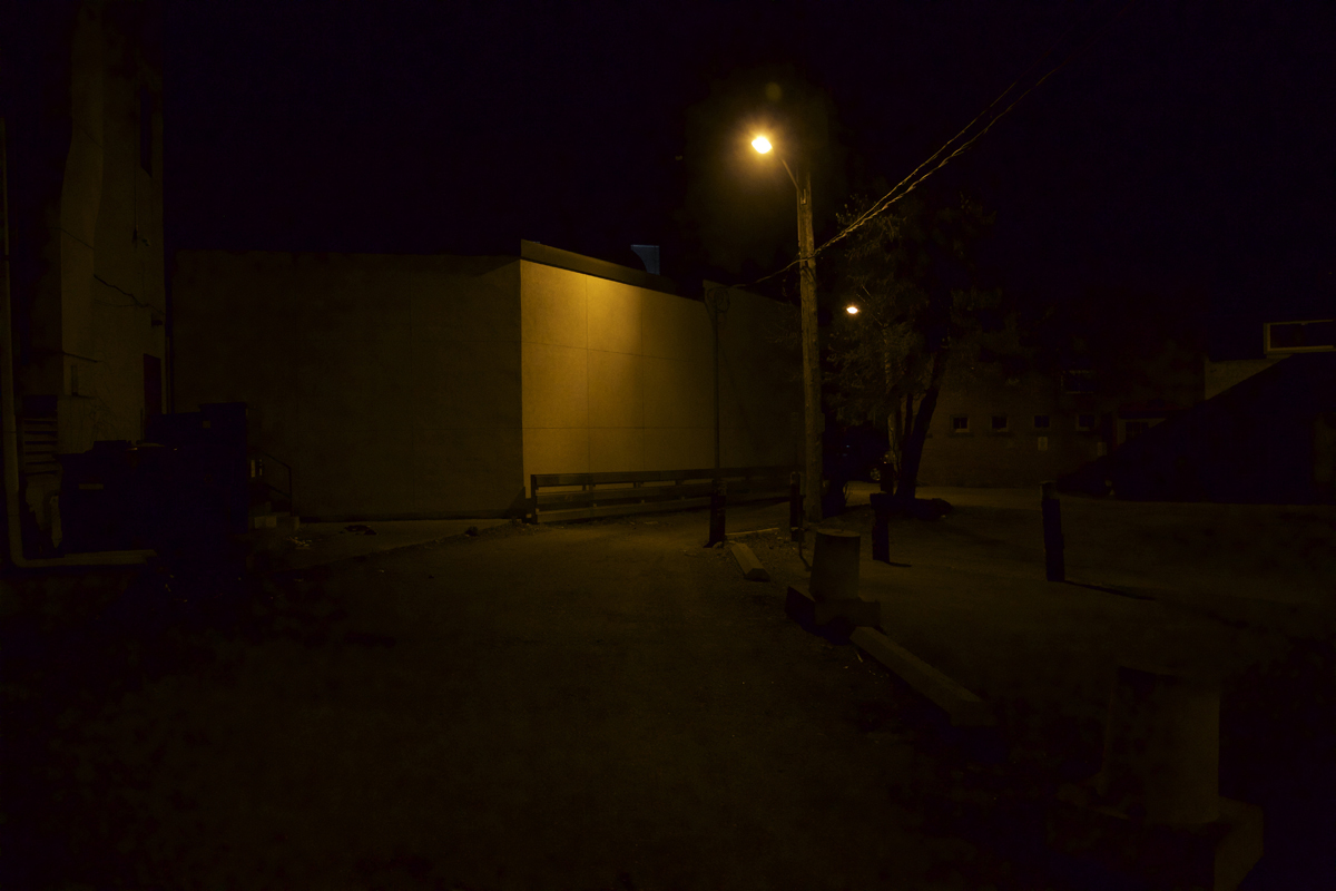 02 Douglas Street Alleyway - Capture photo 8 - Sounding the City 003 - Guelph 2018