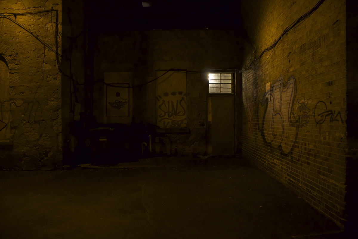 02 Douglas Street Alleyway - Capture photo 9 - Sounding the City 003 - Guelph 2018