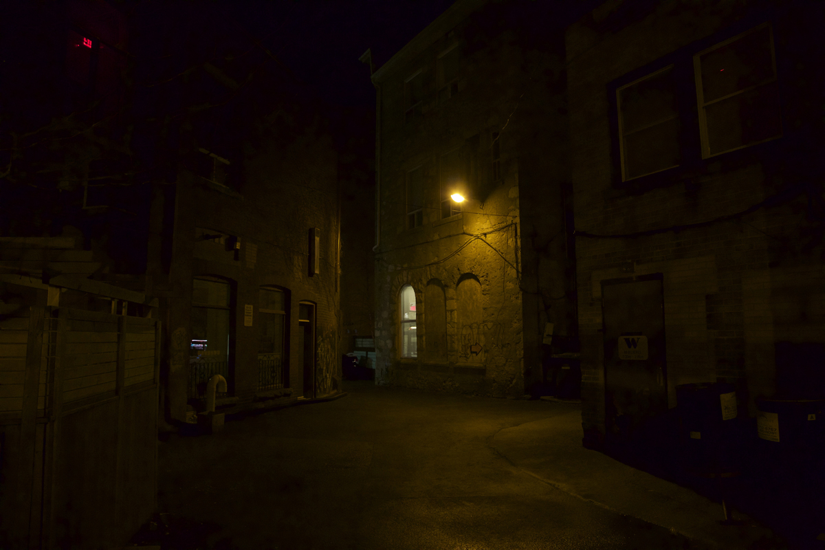 02 Douglas Street Alleyway - Capture photo 10 - Sounding the City 003 - Guelph 2018