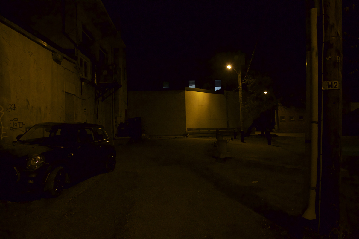 02 Douglas Street Alleyway - Capture photo 11 - Sounding the City 003 - Guelph 2018
