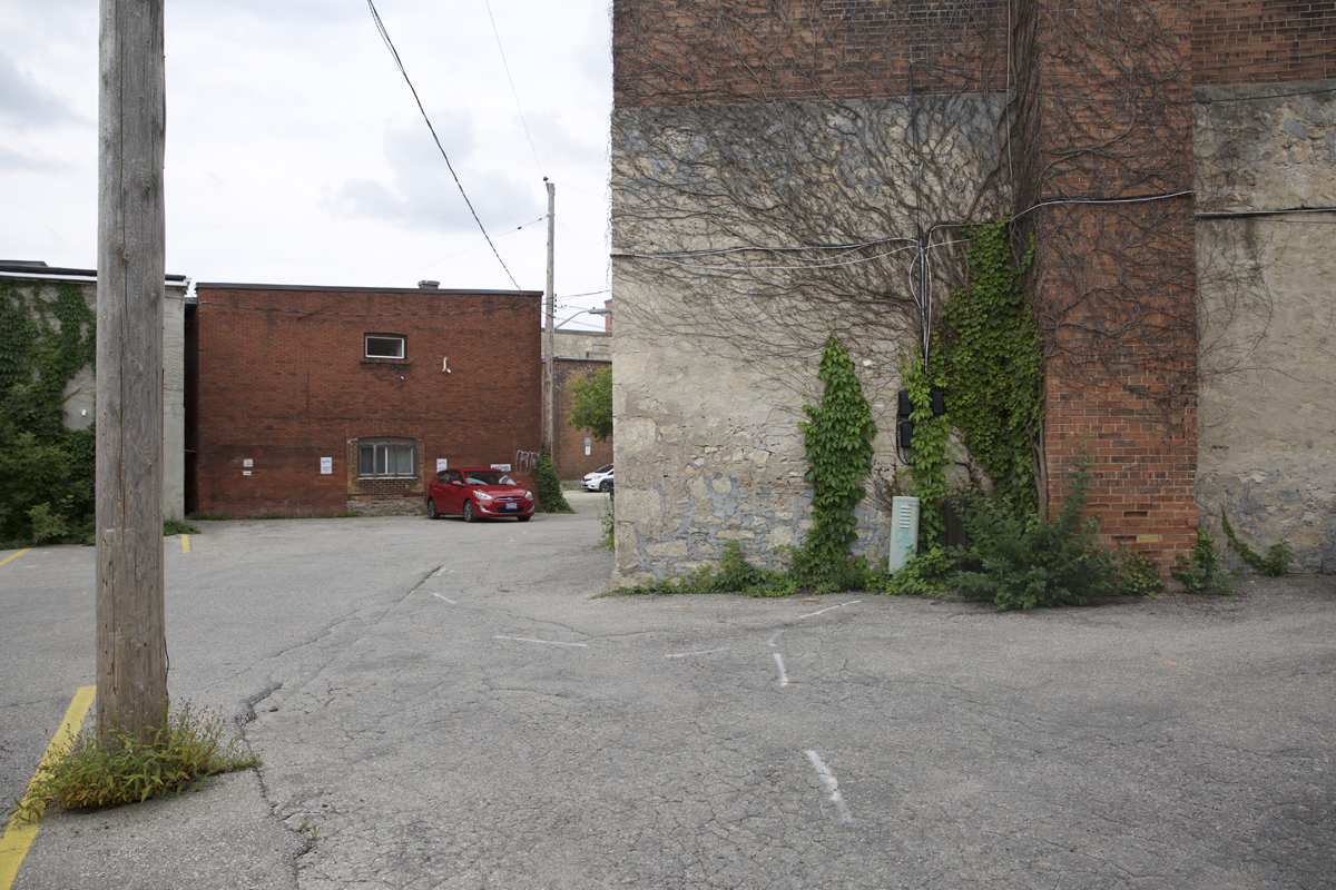 02 Douglas Street Alleyway - Capture photo 12 - Sounding the City 003 - Guelph 2018