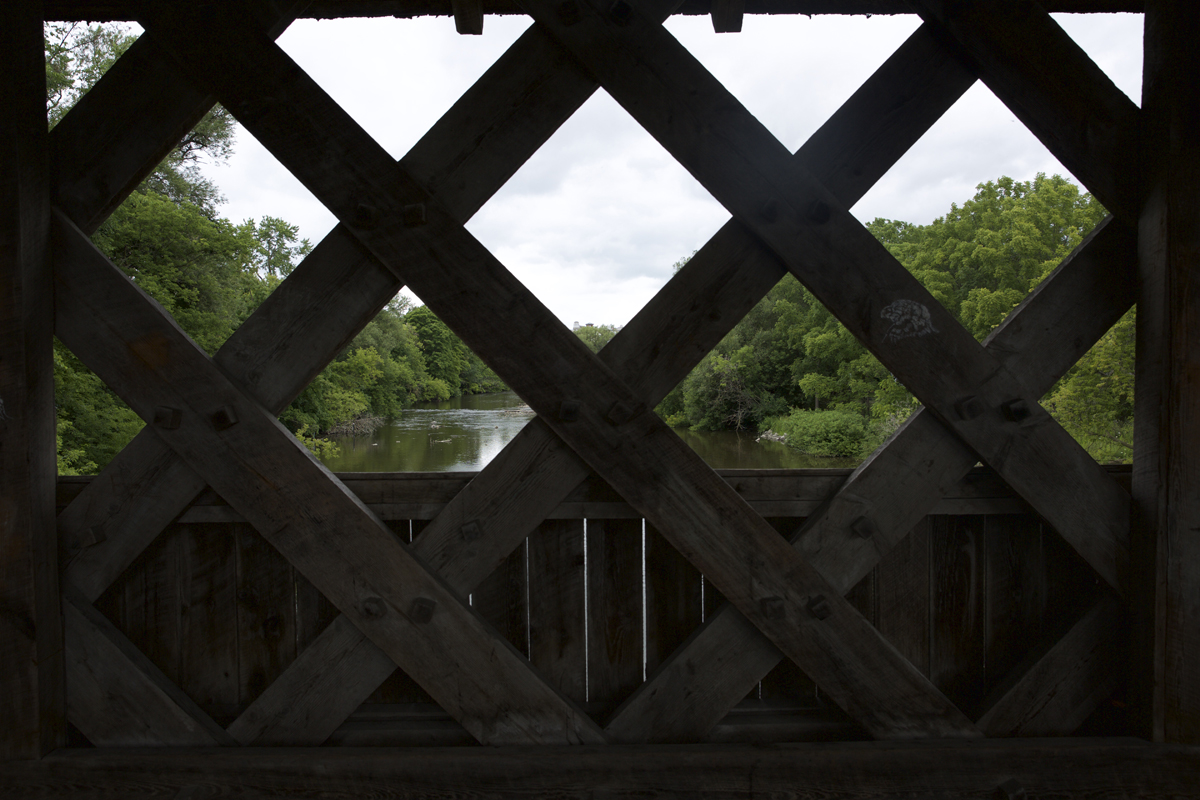 03 The Covered Bridge - Capture photo 2 - Sounding the City 003 - Guelph 2018