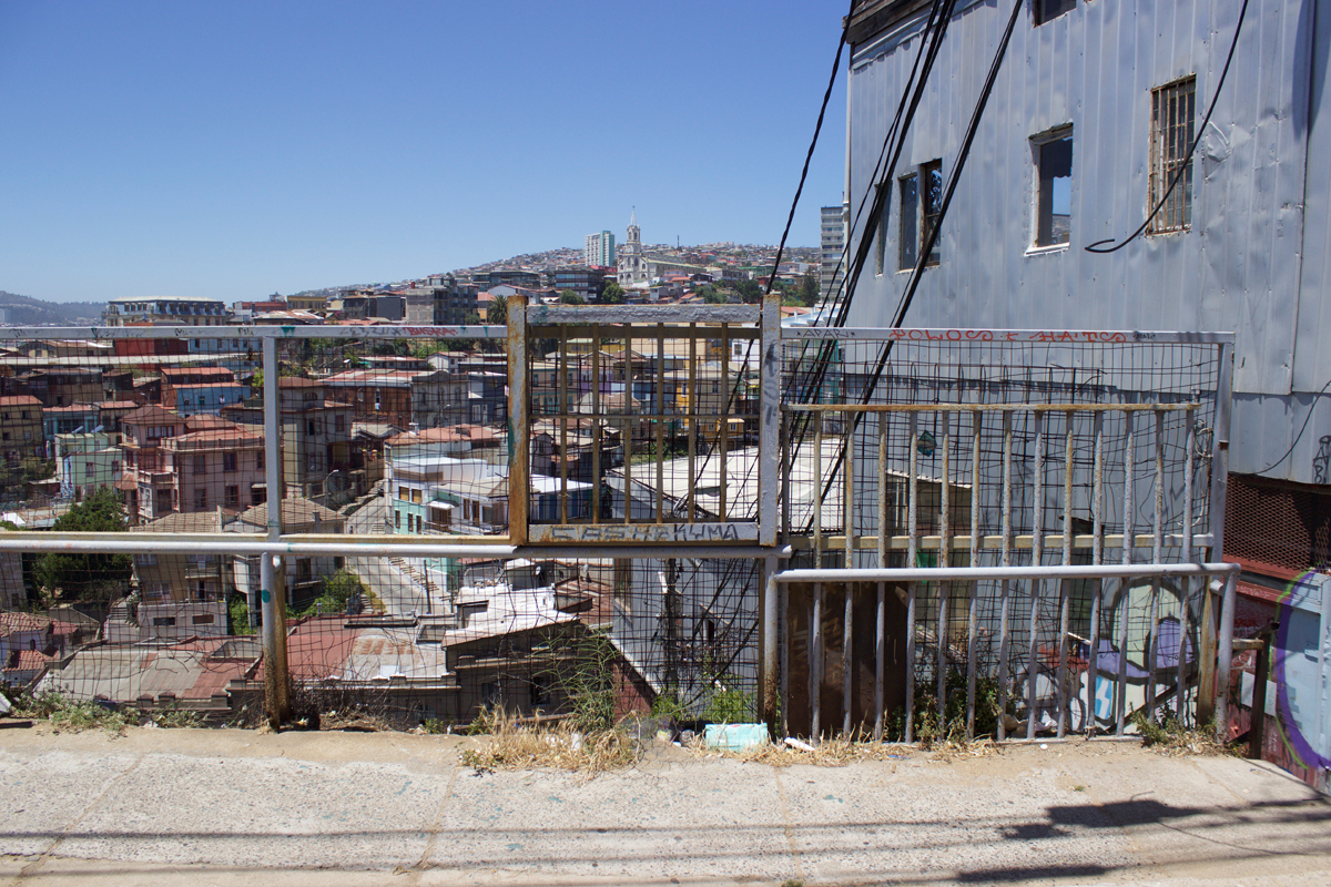 02 Dinamarca - Capture photo 1 - Sounding the City 004 - Valparaíso 2018