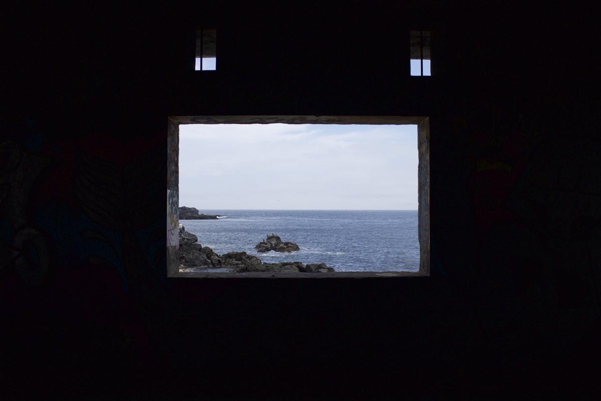 05 Playa Las Torpederas - Capture photo 1 - Sounding the City 004 - Valparaíso 2018